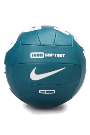 Nıke 1000 Softset Outdoor Volleyball 18P Geode Teal Top N.000.0068.345.05