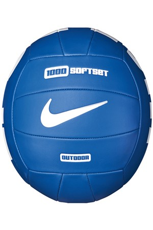 Nıke 1000 Softset Outdoor Volleyball 18P Sıgnal Blue Top N.000.0068.427.05