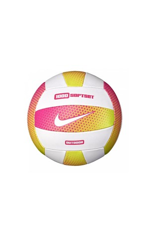Nike 1000 Softset Outdoor Volleyball 18P Voleybol Toplu N.000.0068.698.05
